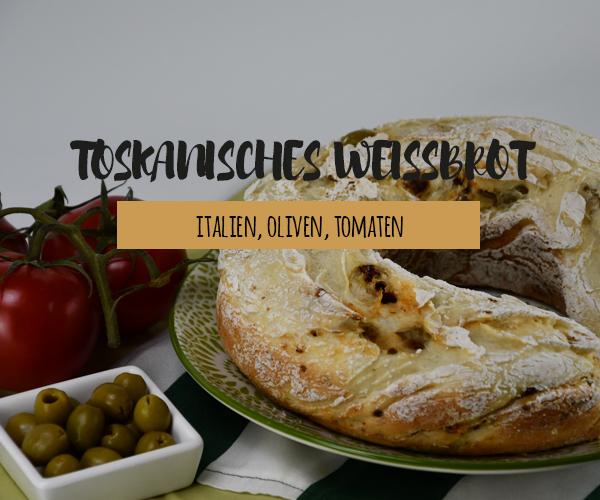 Toskanisches Weissbrot aus dem OMNIA