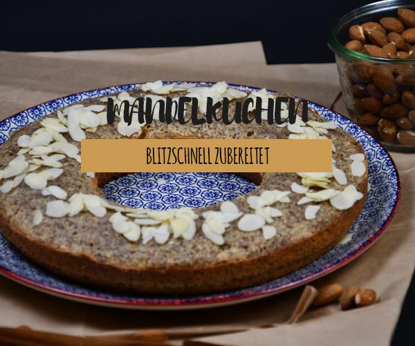 Blitzschneller Mandelkuchen aus dem OMNIA