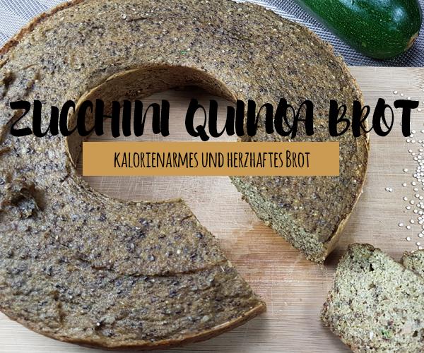 Zucchini Quinoa Brot aus dem OMNIA