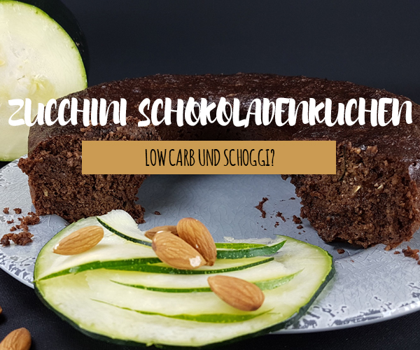 Schokoladen Zucchinikuchen aus dem OMNIA