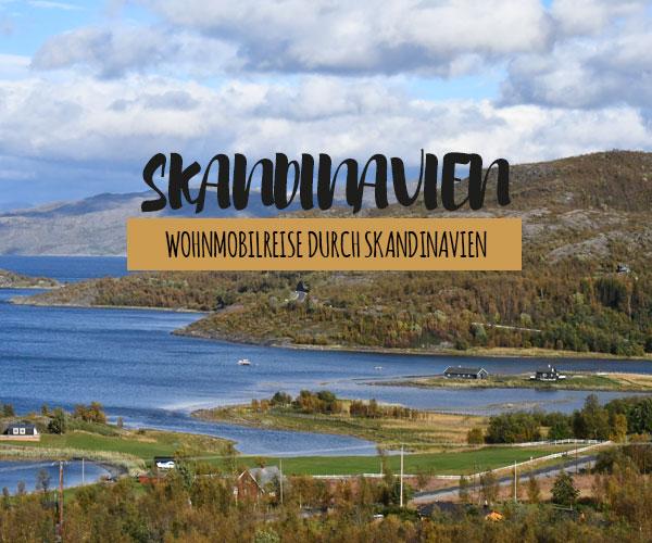 Skandinavien mit dem Wohnmobil