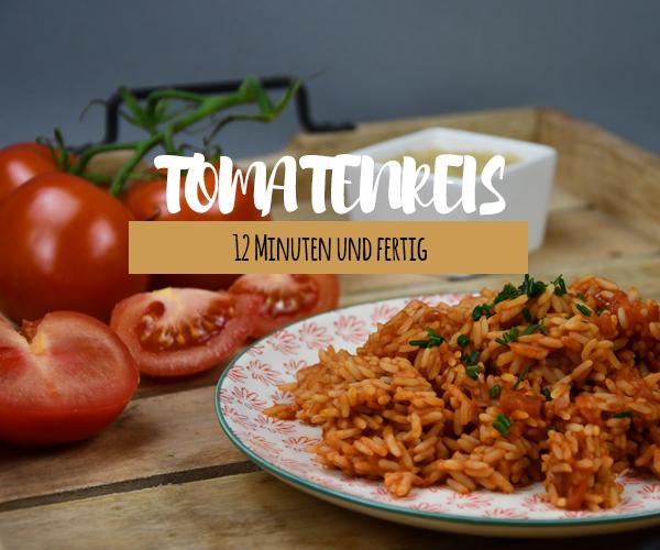 Tomatenreis aus dem Crock-Pot Express