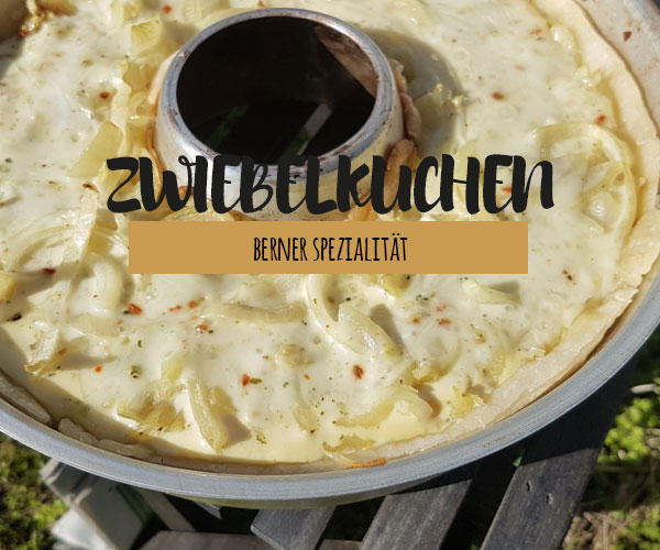Zwiebelkuchen aus dem OMNIA Backofen