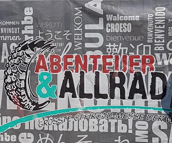 Abenteuer Allrad Messe 2019