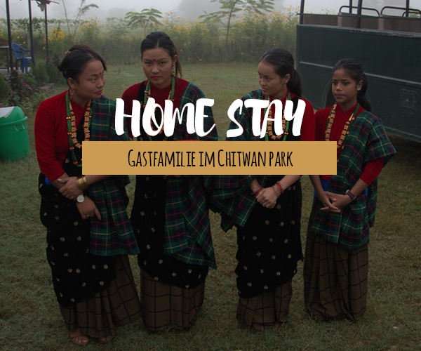 The homestay im Chitwan Nationalpark