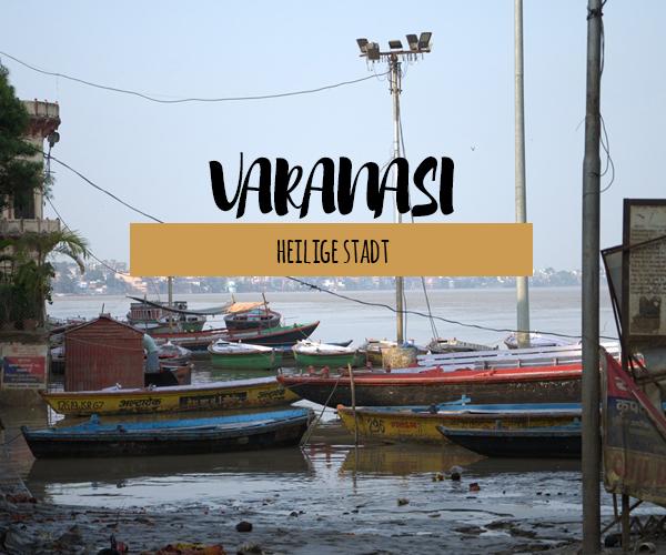 Varanasi Indien: Chaos auf den Strassen der heiligen Stadt
