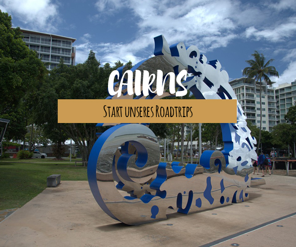 Cairns, Great Barrier Reef und Cape Tribulation