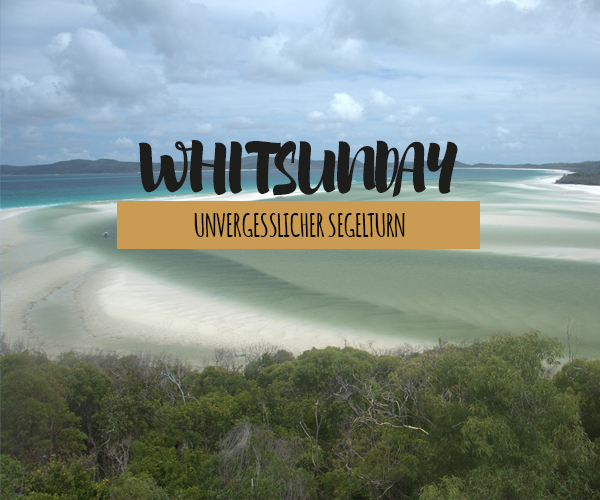 Segeltrip zu den Whitsunday Islands