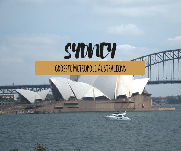 Unsere 20 Sydney Sehenswürdigkeiten
