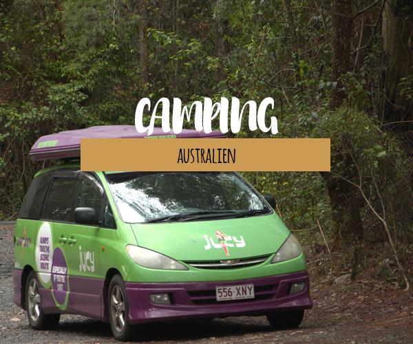 Mit dem Camper durch Australien | Tipps zur Anmietung, Ausrüstung, Campingplätzen und Zeltplätzen