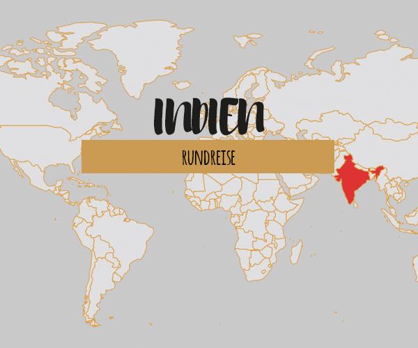 Indien Rundreise: Die schönsten Sehenswürdigkeiten unserer Reise