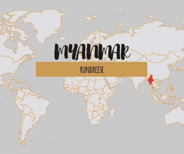 Myanmar Rundreise:Die schönsten Sehenswürdigkeiten unserer Reise