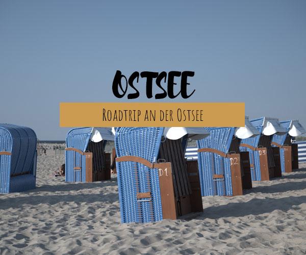 Ostsee Sehenswürdigkeiten mit dem Wohnmobil