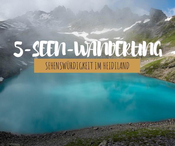 5-Seen-Wanderung